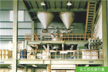 化工反应行业应用范例